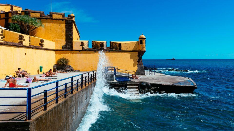 Forte de Sao Tiago Finchal