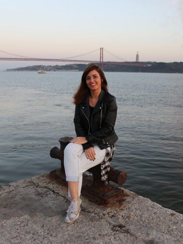 Postales desde Lisboa Daniela