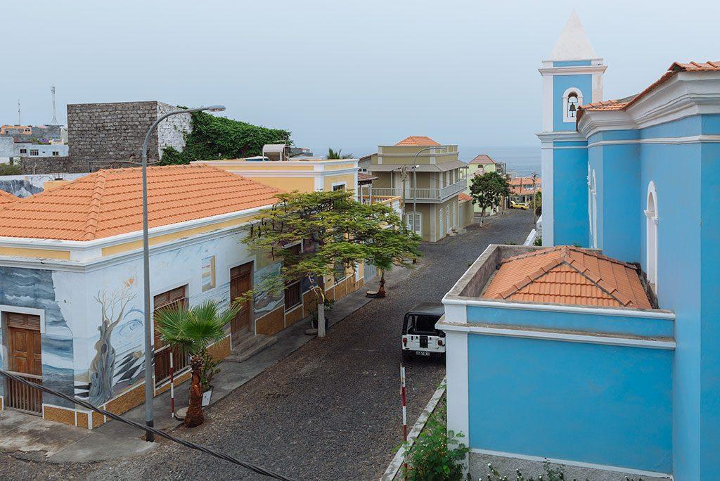 Viajar a Cabo Verde, Sao Felipe capital de Fogo