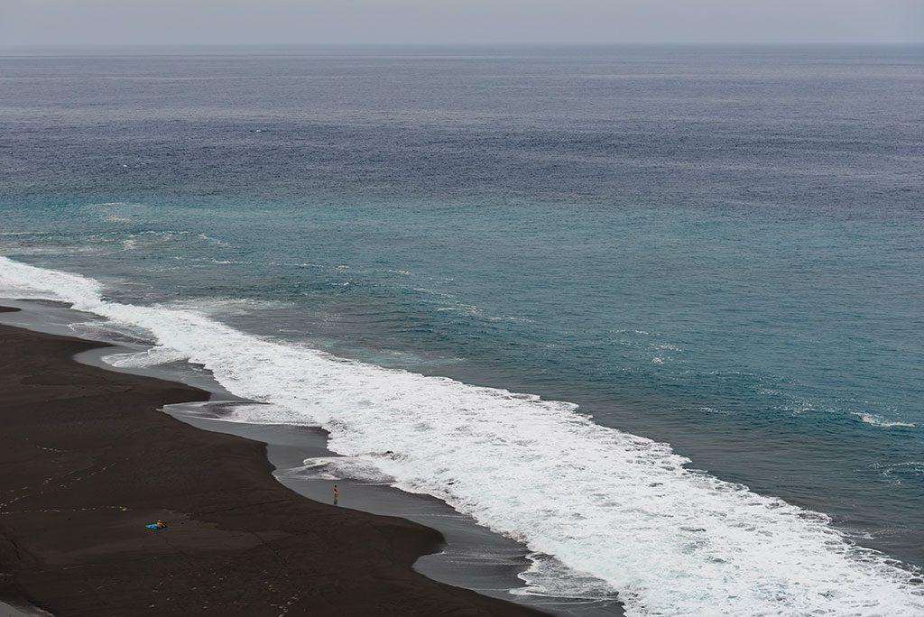 Viajar a Cabo Verde, playa de Sao Felipe en Fogo