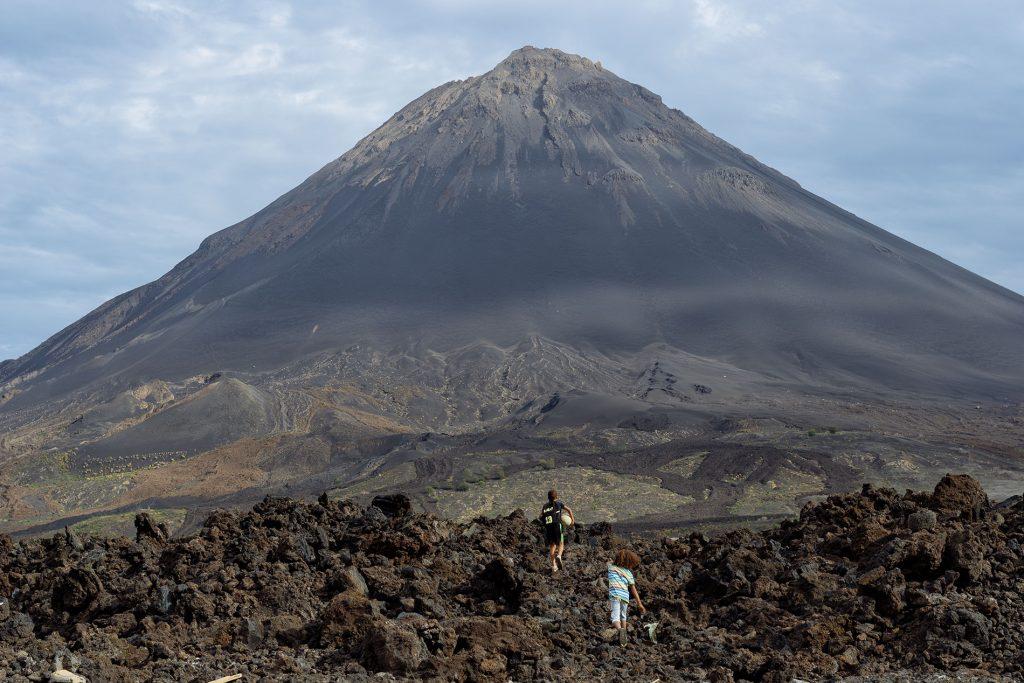 Viajar a Cabo Verde: Pico de Fogo