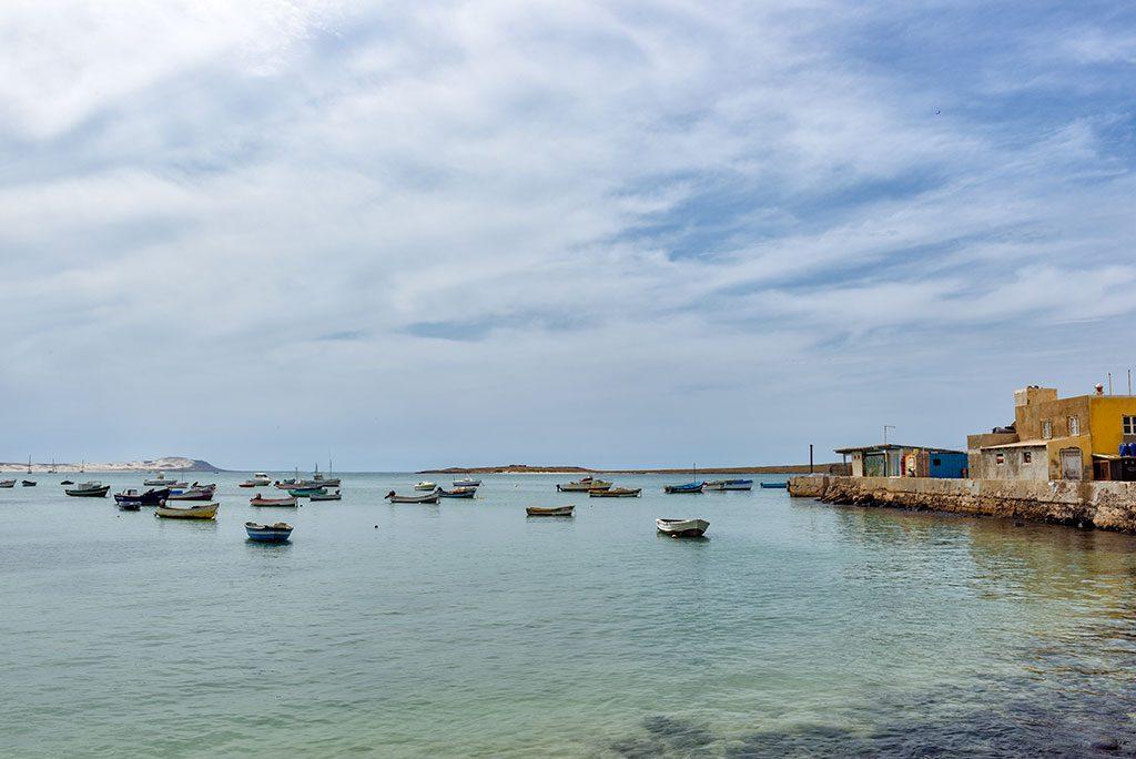 Viajar a Cabo Verde: Bahía de Sal rei en Boa Vista