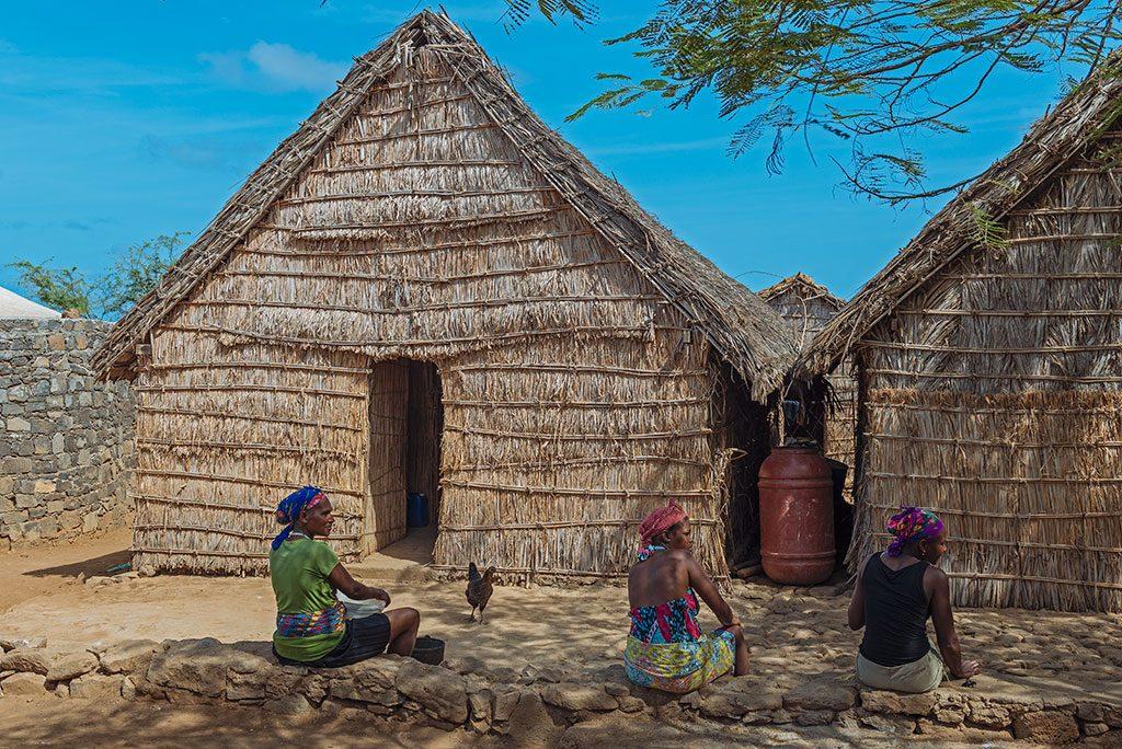 Viajar a Cabo Verde, poblado de los Rabelados
