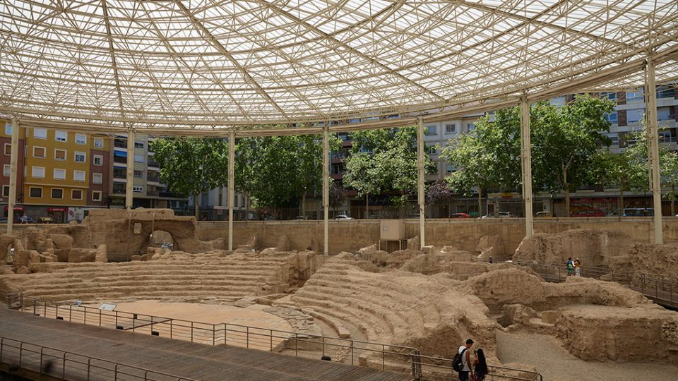 Museo Teatro Caesaraugusta