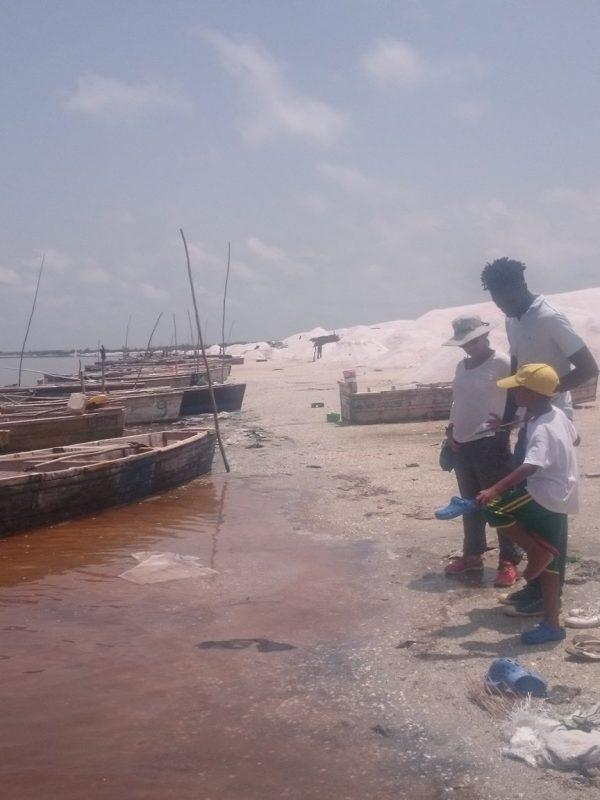 El viaje de Miguel a Senegal
