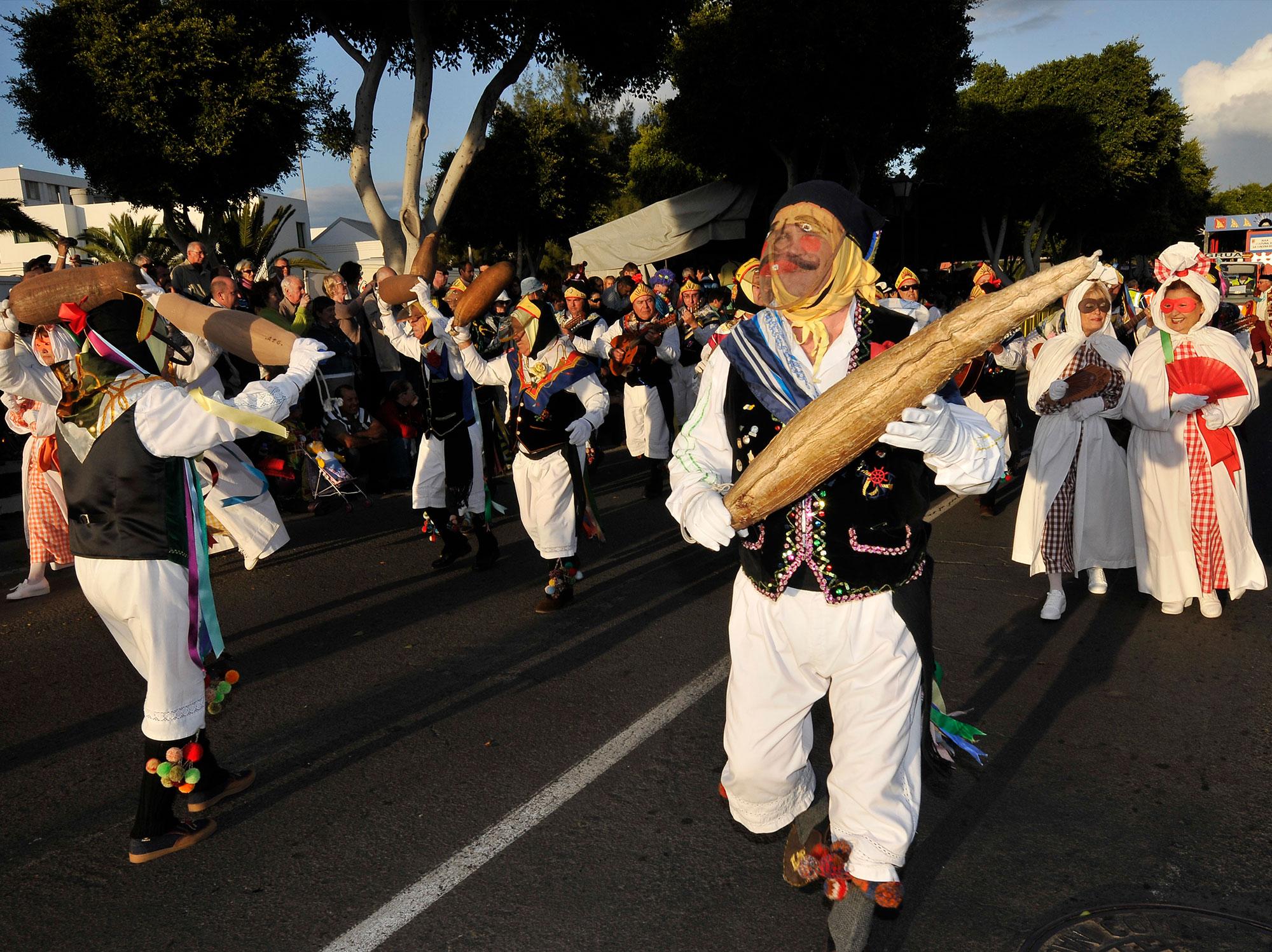 Otros Carnavales en Canarias