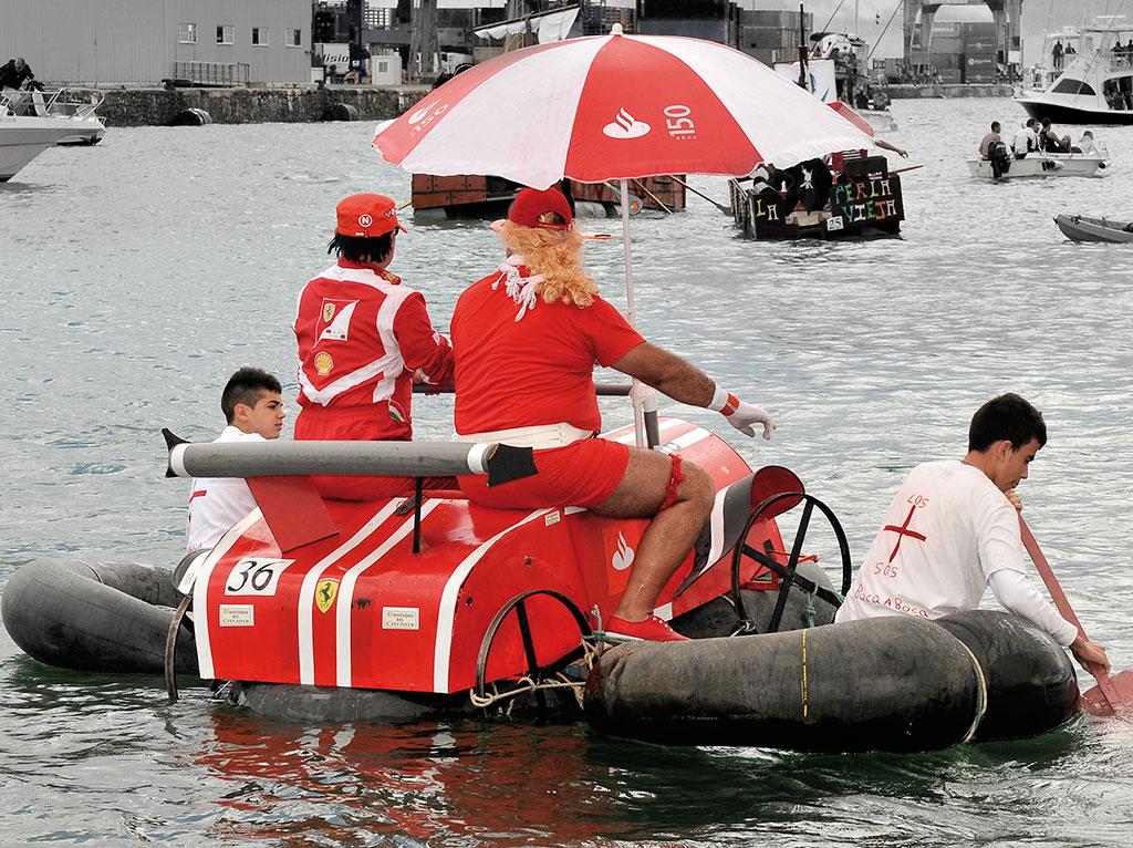 Carnavales en Canarias
