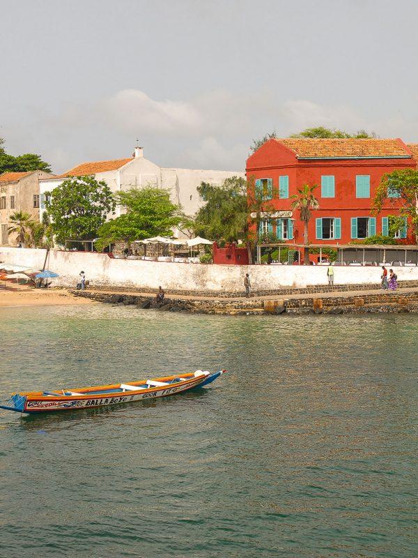 Isla Goré Senegal