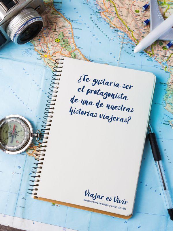 Historias viajeras
