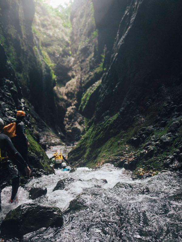 Aventura al aire libre en Madeira