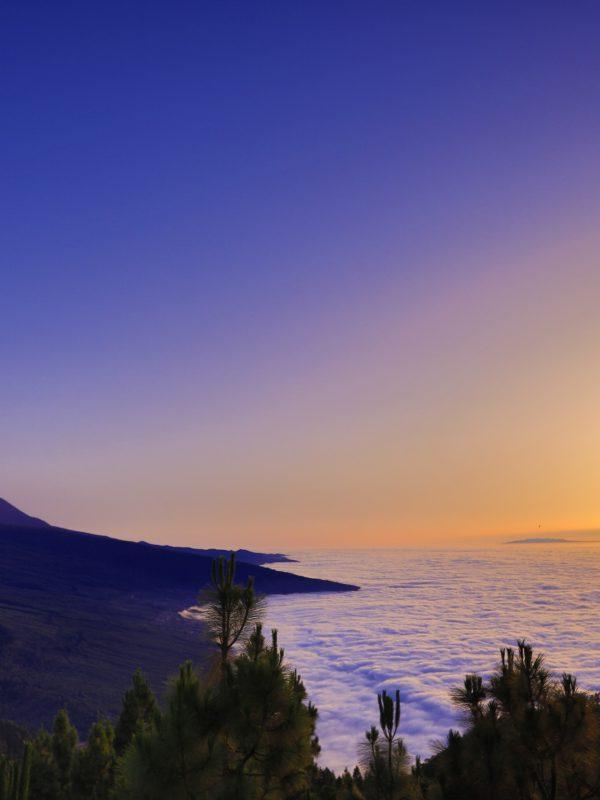 Tenerife desde el aire