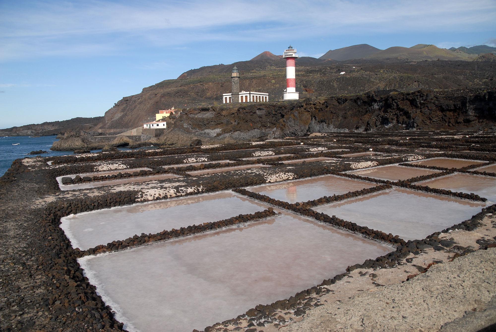 10 lugares que no puedes perderte en La Palma: Faro de Fuencaliente