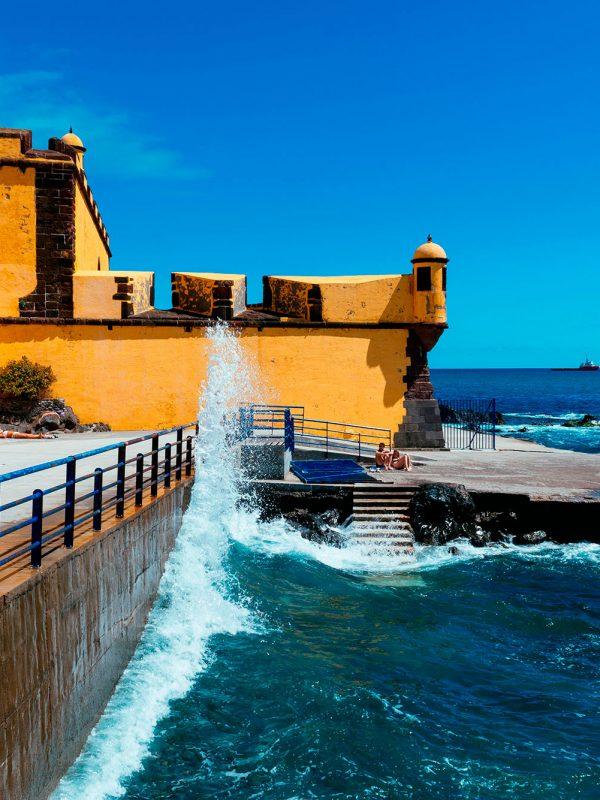Madeira destino seguro