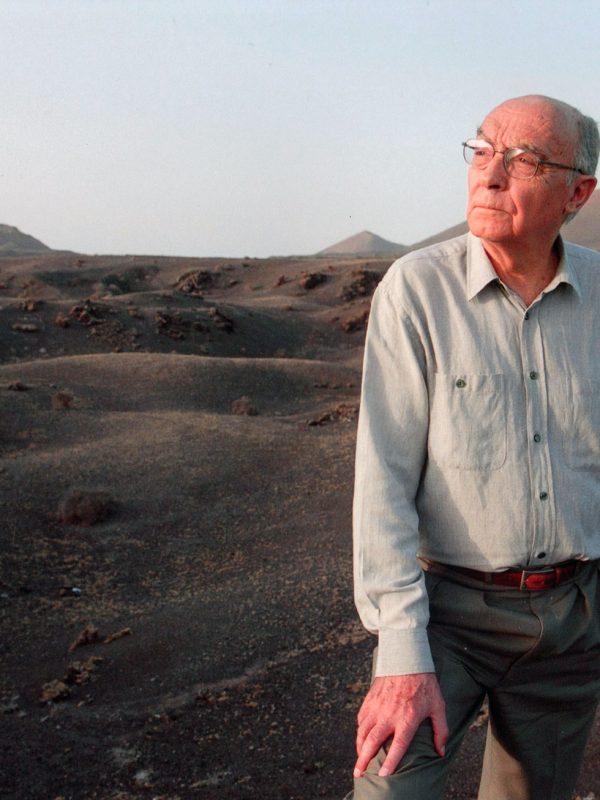 Saramago en Lanzarote
