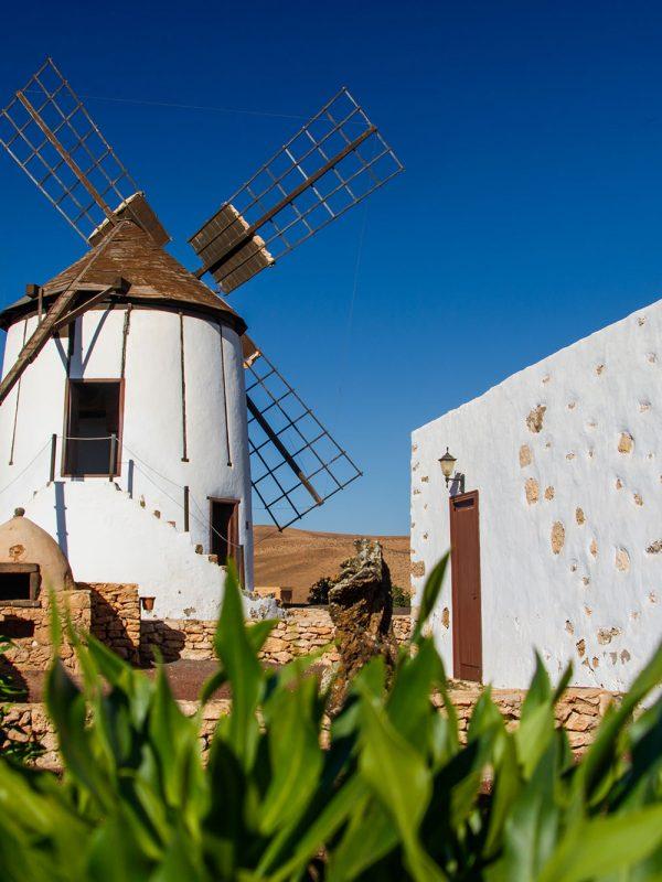 Museo del Molino Comer en Fuerteventura