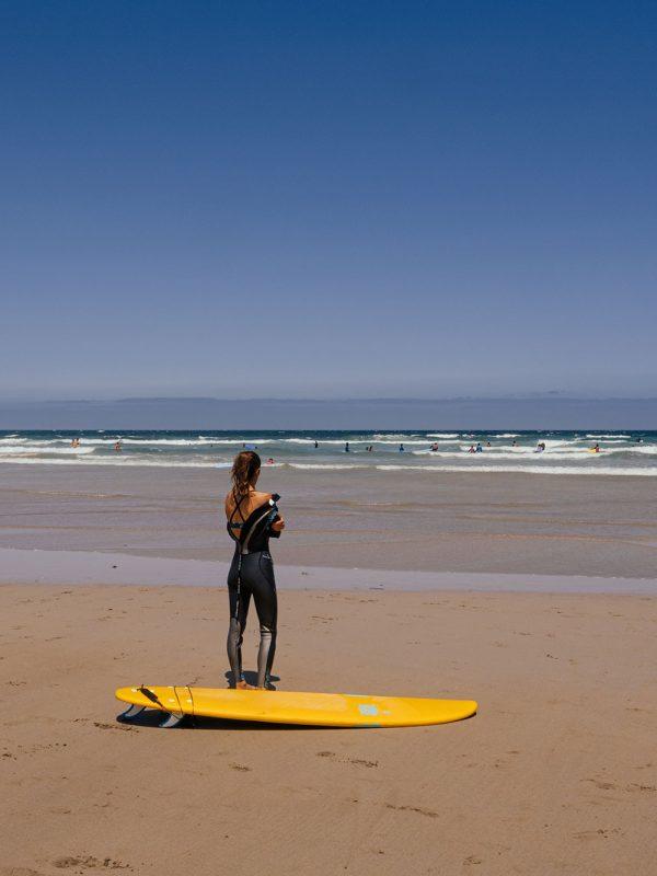 Verano de 2021 surf en famara