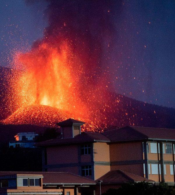 Volcan de La Palma